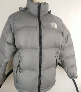 The North Face women's hoodie jacket large